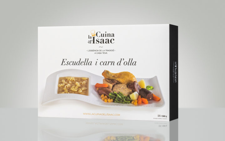 L'Escudella i carn d'olla a casa teva!